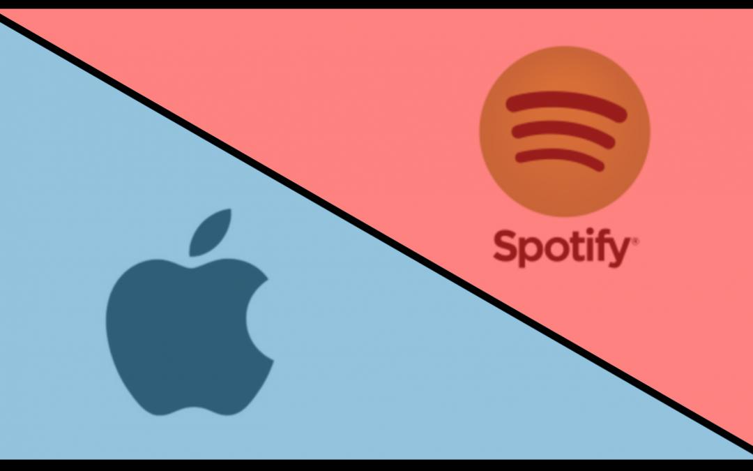 Apple Music Växer!